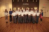 West Point Cadets visit WAAM