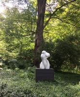Sculpture by Casey Schwarz, James Cox Gallery at Woodstock