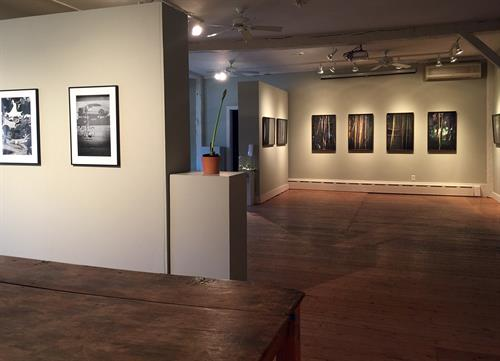 main gallery at CPW
