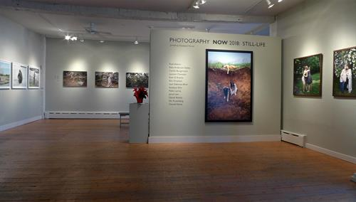 Photography Now exhibition at CPW