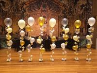 Simply beautiful balloon bubble strrands