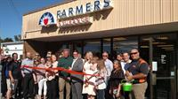 Celebrating our grand opening with the Chamber.