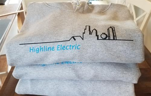 Highline Electric Hoodies