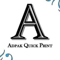 Adpak Quick Print