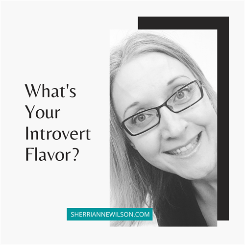 Introvert Flavor Quiz!
