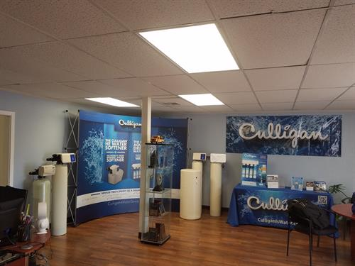 Come and see us at Culligan Palinview