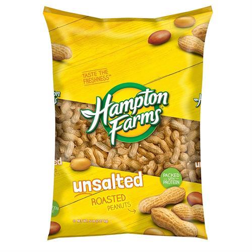 Unsalted Peanuts.