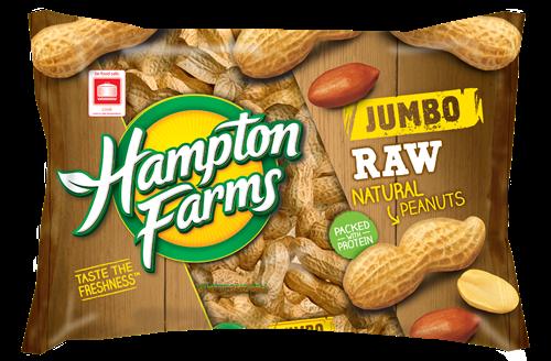 Raw Peanuts.