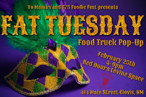 1st annual Fat Tuesday Celebration