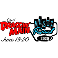 Clovis' Draggin' Main Music Festival Committee Announces Details for 2020 Event in Response to COVID-19