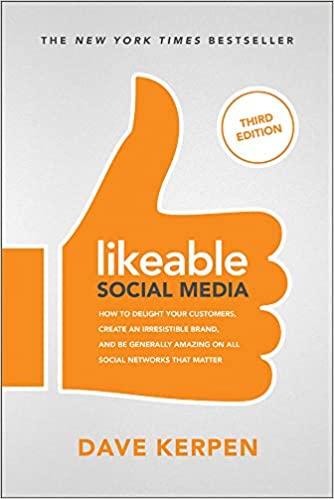 Top Ten Social Media Books