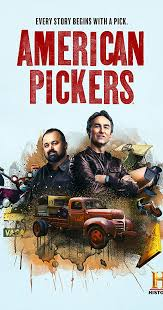 Image for American Pickers Is Heading To North Carolina!