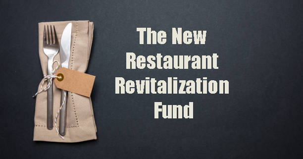 Three Things To Know About the Restaurant Revitalization Fund