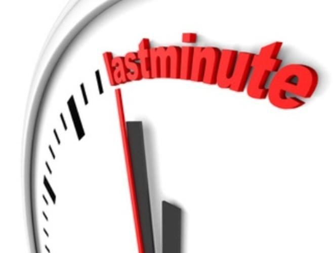 Last Minute Tax Moves to Consider