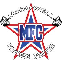 Ribbon Cutting - McDowell Fitness Center