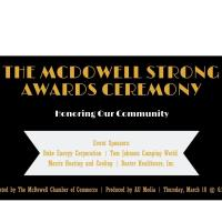 The McDowell Strong Awards Ceremony