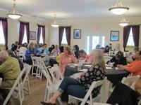 annual seminar in Lake Lure for GAL District 29