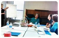 training classes for new child advocate volunteers