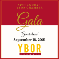 Sold Out - Tickets-55th Annual Ybor Chamber GALA, The 27th Adela & Cesar Gonzmart Award