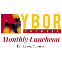 SOLD OUT - Ybor Chamber Monthly Luncheon - April 2021