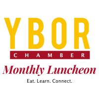 SOLD OUT - Ybor Chamber Monthly Luncheon - May 2021