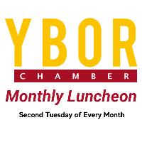 October Ybor Chamber Monthly Luncheon - October 12, 2021