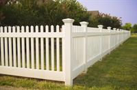 Vinyl and Aluminum Fences