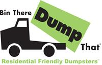Bin There Dump That Dumpster Rental
