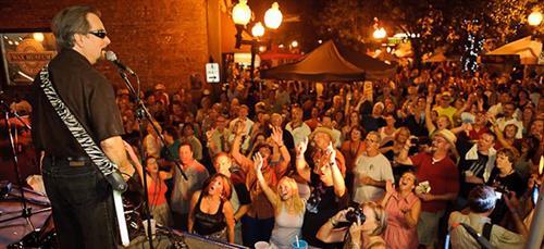 Billy Peek - Big Muddy Blues Festival