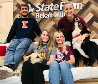 College Day Team pic