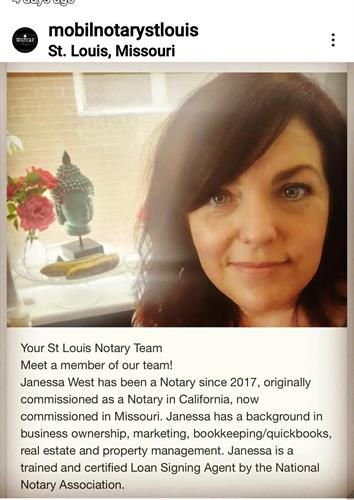 Meet your Notary