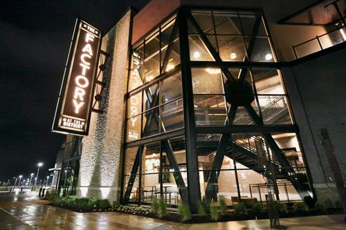 A Brand-New Entertainment & Event Venue Built on a Foundation of Solid Rock & Roll