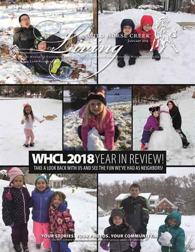 January Cover WHCL