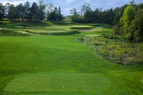 No. 16 at Persimmon Woods Golf Club, located five minutes from the Chamber offices