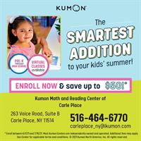 Kumon Math and Reading Center of Carle Place - Carle Place
