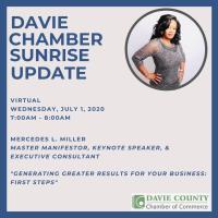 Virtual Davie Chamber Sunrise Update