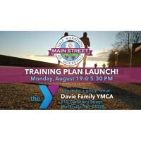 Main Street Half Marathon Training Plan Launch