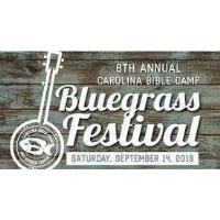 8th Annual Carolina Bible Camp Bluegrass Festival