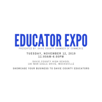 "2019 Educator ""Shopping""  Expo"