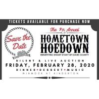 The 9th Annual Hometown Hoedown