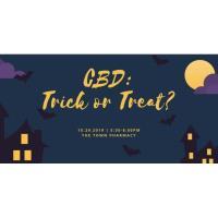CBD: Trick or Treat?
