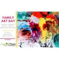 Family Art Day