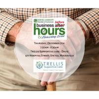 Business Before Hours at Trellis Supportive Care - Davie