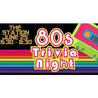 1980s Trivia at The Station