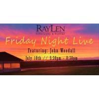 Friday Night L!ve- John Woodall
