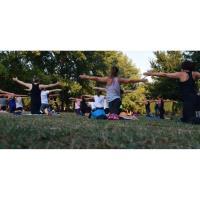 Wellness Wednesday - Outdoor Yoga