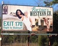 Have you seen our billboard?