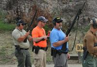 Firearms Instructor Training, NC Justice Academy Salemberg