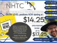 Northern Hills Training Center