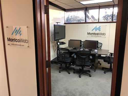 Our main Blue Bell Office